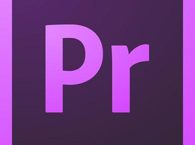Premiere pro initiation